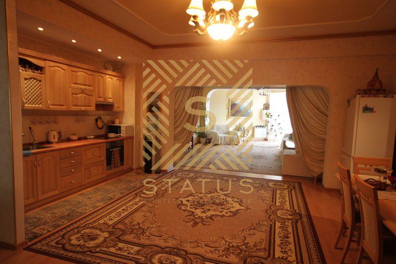 3 ккв просторная в лучшем жилом комплексе в Ялте