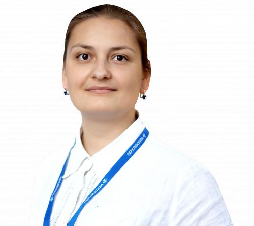 Прилепская Ольга Викторовна
